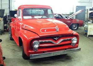 Howards Automotive Truck